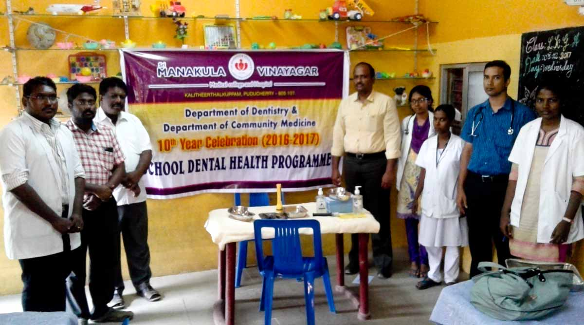 Best dental Department in india programme